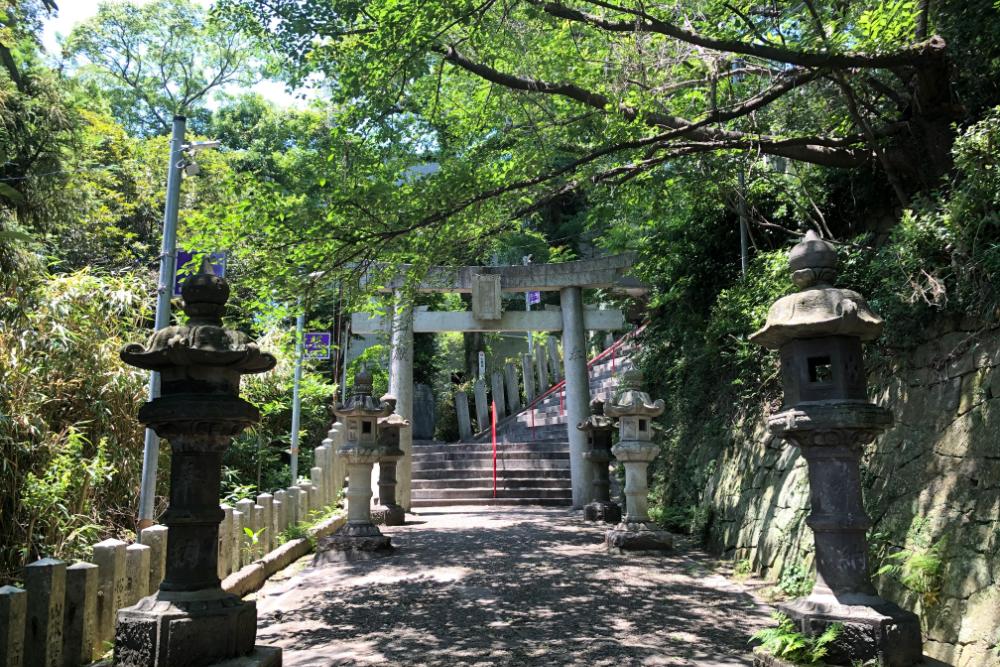 愛宕神社<